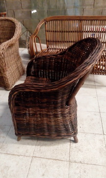 Wicker Furniture From Indonesia
