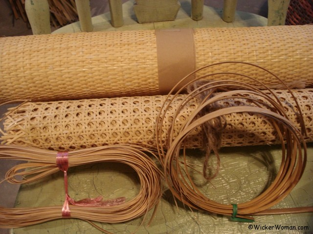chair caning supplies