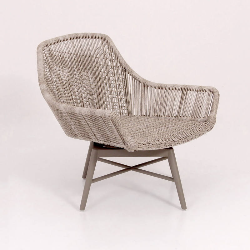 Modern Rattan Swivel Chair Collection. An Incredibly Sized Seat And Also A  Pleasurable Traditional Style Make This Rattan Swivel Chair Is One Of Our  Ideal ...