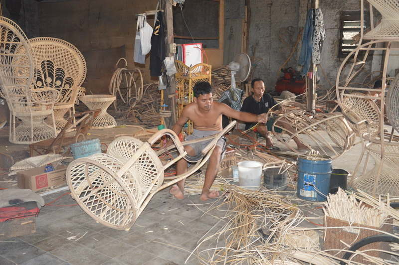 Wicker Peacock Chair For Sale Wholesale Prices At Rattan Indonesia